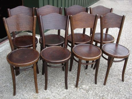 Superieur ... An Image 8 Thonet Bentwood Chairs