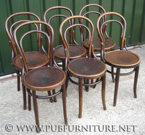 dining chairs en product bentwood replica chair polish made black thonet